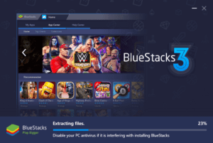 Bluestack 3 App Player 32/64 Bit