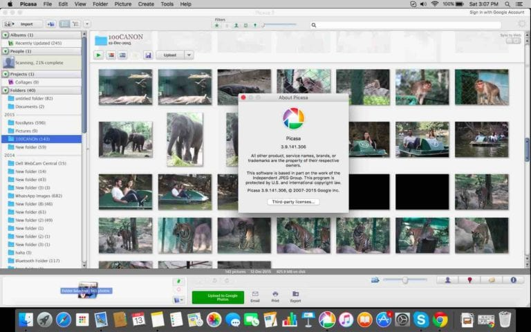 Picasa For Windows 7 And Mac