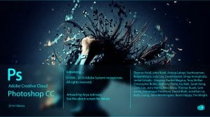 Adobe Photoshop CC 2019 Free Download With Crack