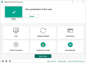 Kaspersky 2019/18/17/16 Internet Security Antivirus Free Download