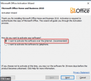 Office Product Key For Windows 10,8,7